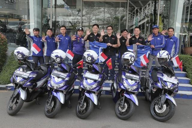 """Động cơ Yamaha Blue Core trải nghiệm """"đặc sản"""" kẹt xe tại xứ vạn đảo Indonesia - Ảnh 5."""