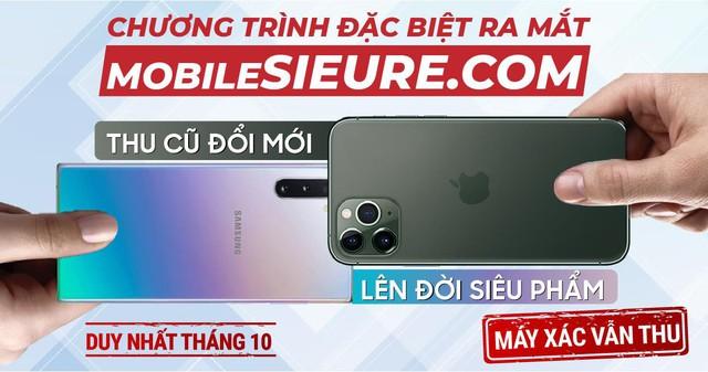 Ra mắt website: Mobile siêu rẻ – Giá rẻ vô đối - Ảnh 4.