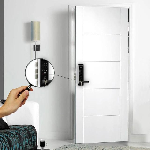 Những rủi ro gặp phải khi sử dụng khóa cửa thông minh - Ảnh 1.