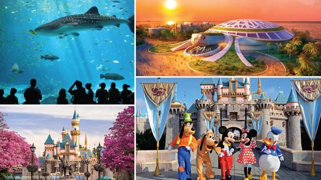 Grand World Phú Quốc: Một bước chạm thiên đường giải trí - Ảnh 2.  Grand World Phú Quốc: Một bước chạm thiên đường giải trí photo 1 1571144594953972222081