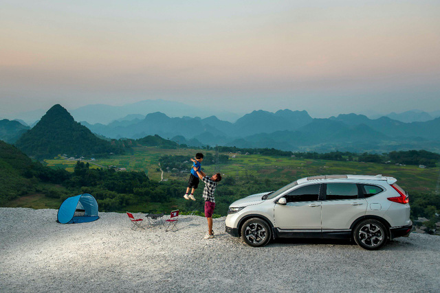 Du lịch cuối tuần bằng xe gia đình, chọn Honda CR-V - Ảnh 4.