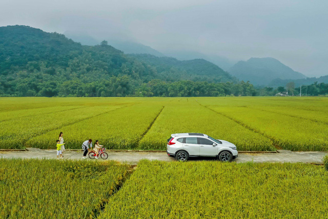 Du lịch cuối tuần bằng xe gia đình, chọn Honda CR-V - Ảnh 7.
