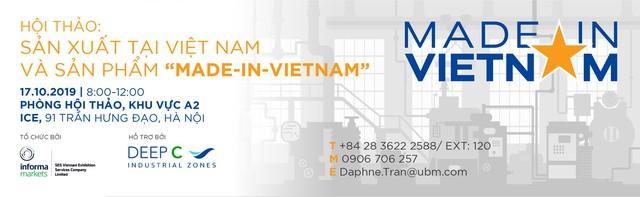 Triển lãm MTA HANOI 2019 đối với ngành cơ khí chế tạo Việt Nam – Hơn cả một diễn đàn giao thương - Ảnh 2.