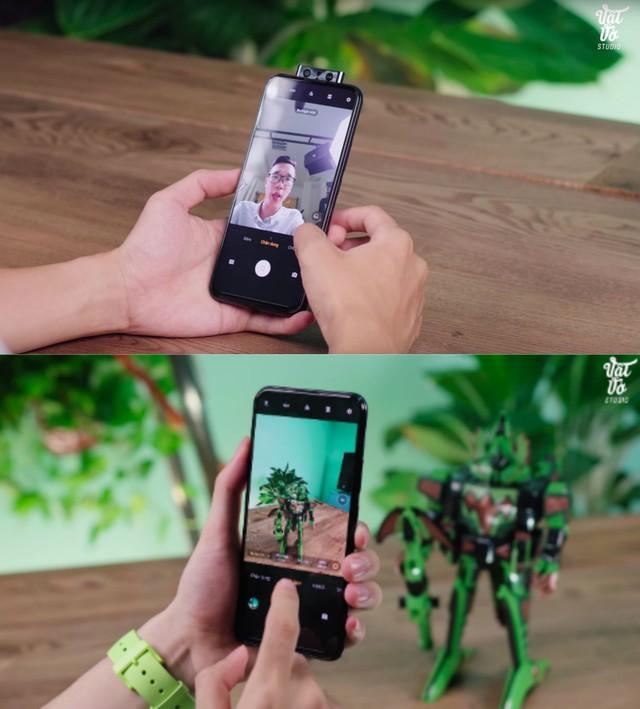 """Cộng đồng YouTuber Việt phát cuồng vì cụm camera """"sang, xịn, mịn"""" của vivo V17 Pro - Ảnh 2."""