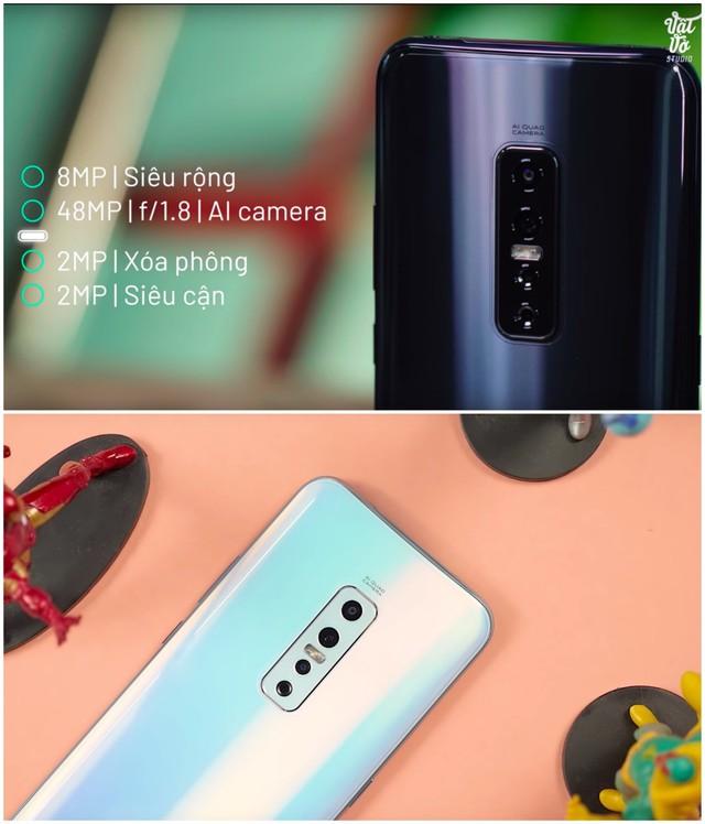 """Cộng đồng YouTuber Việt phát cuồng vì cụm camera """"sang, xịn, mịn"""" của vivo V17 Pro - Ảnh 3."""