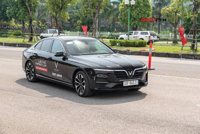 An toàn như xe sang - Tiêu chí sống còn của bộ đôi VinFast Lux - Ảnh 2.