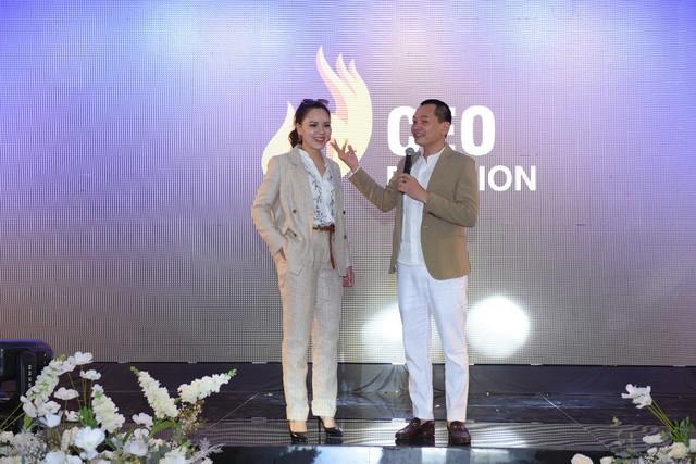 Tập đoàn CEO Việt Nam tổ chức Fashion show nhân ngày Doanh nhân Việt Nam - Ảnh 2.