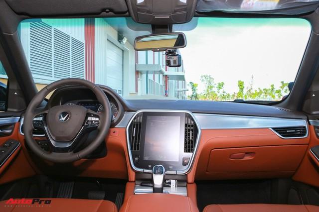 An toàn như xe sang - Tiêu chí sống còn của bộ đôi VinFast Lux - Ảnh 5.