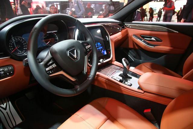 An toàn như xe sang - Tiêu chí sống còn của bộ đôi VinFast Lux - Ảnh 6.