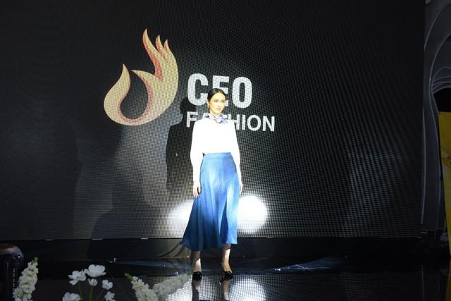 Tập đoàn CEO Việt Nam tổ chức Fashion show nhân ngày Doanh nhân Việt Nam - Ảnh 7.