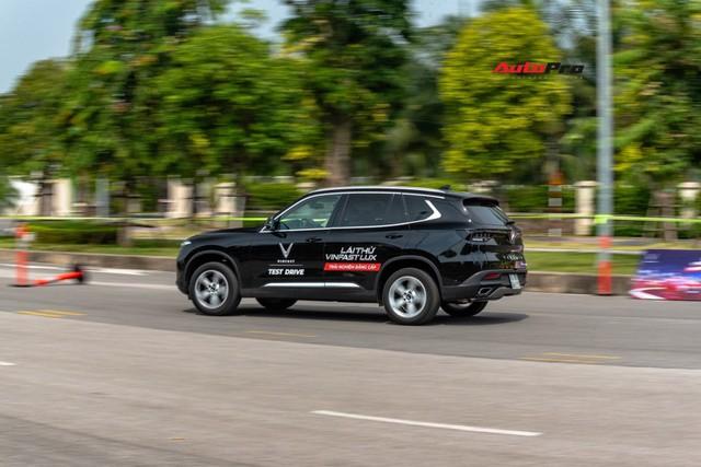 An toàn như xe sang - Tiêu chí sống còn của bộ đôi VinFast Lux - Ảnh 7.