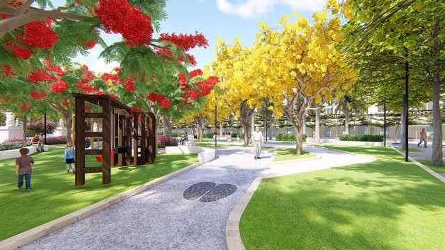 Sing Garden: Một Singapore thu nhỏ giữa xứ kinh kỳ Bắc Ninh - Ảnh 1.