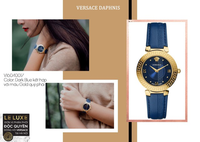 Mua đồng hồ tặng ngay chỉ vàng 9999 trong tuần lễ vàng tháng 10 tại toàn bộ hệ thống Le Luxe Việt Nam - Ảnh 1.