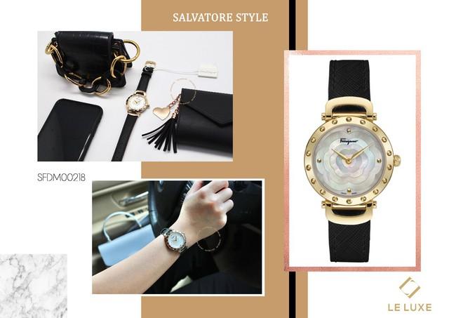 Mua đồng hồ tặng ngay chỉ vàng 9999 trong tuần lễ vàng tháng 10 tại toàn bộ hệ thống Le Luxe Việt Nam - Ảnh 3.