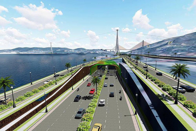 Đầu tư cho hạ tầng giao thông: 1 trong 3 khâu đột phá chiến lược tại Quảng Ninh - Ảnh 1.  Đầu tư cho hạ tầng giao thông: 1 trong 3 khâu đột phá chiến lược tại Quảng Ninh photo 1 1569987261204837464752