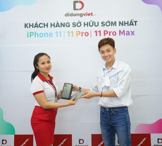 Cách Shark Hưng và sao Việt nổi tiếng chọn iPhone 11 Pro Max - Ảnh 3.