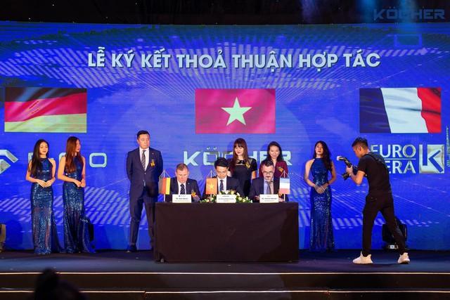 """Kocher """"bắt tay"""" với các tập đoàn công nghệ hàng đầu thế giới sản xuất mẫu bếp từ mới - Ảnh 1."""