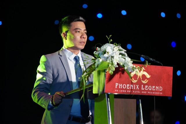 Chính thức ra mắt công trình Phoenix Legend Ha Long Bay Hotel & Residences - Ảnh 1.