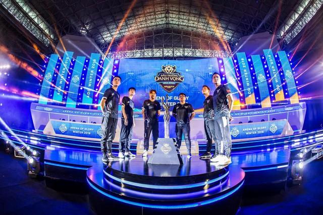 Công bố lịch thi đấu giải quốc tế Arena of Valor International Championship (AIC) 2019 với tổng giải thưởng gần 12 tỷ đồng - Ảnh 6.