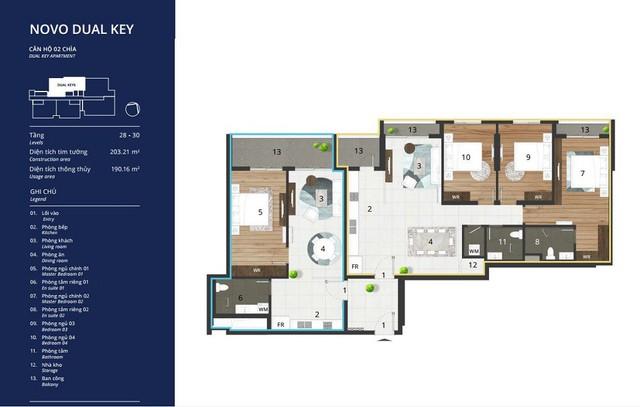 Người mua ở thực ngày càng chuộng căn hộ hoàn thiện - Ảnh 1.