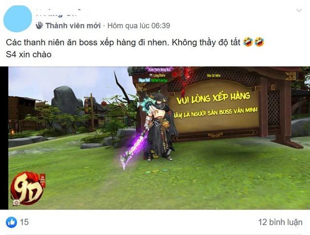 """Cửu Dương Truyền Kỳ và chiến thuật """"sinh tồn""""sau 1 tháng tham nhập làng game Việt"""