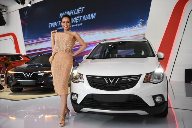 """""""Mãnh liệt tinh thần Việt Nam"""" tại Vietnam Motor Show 2019 - Ảnh 2."""