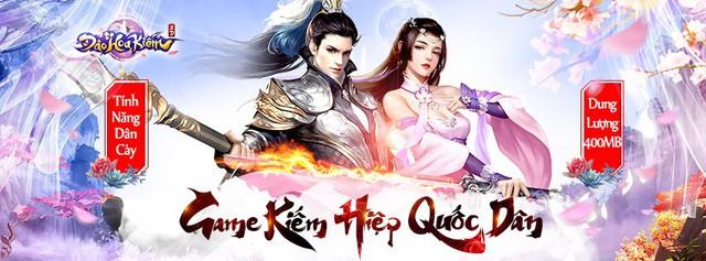 Đào Hoa Kiếm Mobile – Tựa game kiếm hiệp quốc dân từ NPH Funtap chính thức ra mắt - Ảnh 1.