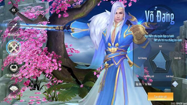 Đào Hoa Kiếm Mobile – Tựa game kiếm hiệp quốc dân từ NPH Funtap chính thức ra mắt - Ảnh 2.