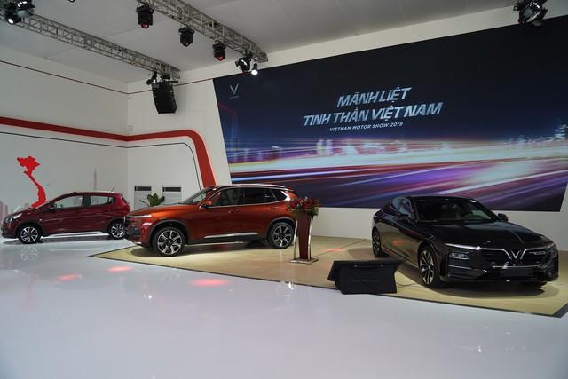 """""""Mãnh liệt tinh thần Việt Nam"""" tại Vietnam Motor Show 2019 - Ảnh 3."""