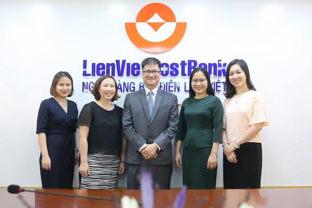 KPMG rà soát và hướng dẫn chuẩn mực IFRS 9 tại Ngân hàng TMCP Bưu điện Liên Việt - Ảnh 1.