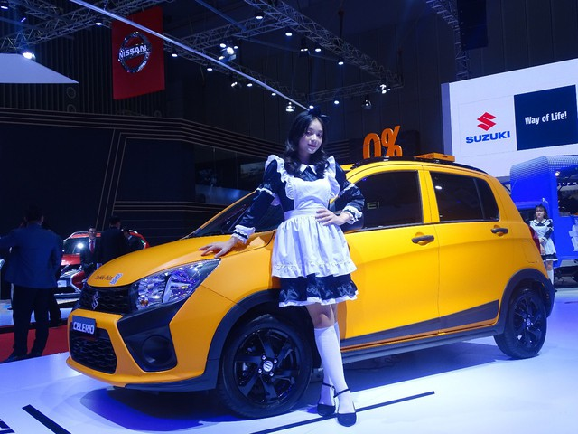 Ấn tượng Suzuki Celerio tại Vietnam Motor Show 2019 - Ảnh 2.
