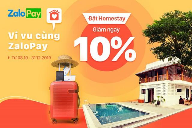 zalopay, luxstay - photo 3 15720577182161142236962 - ZaloPay và Luxstay hợp tác triển khai dịch vụ đặt và thanh toán homestay
