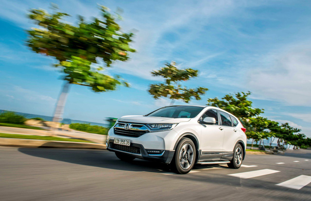 """Honda CR-V: Lái mạnh hơn, đi """"đã"""" hơn - Ảnh 1."""