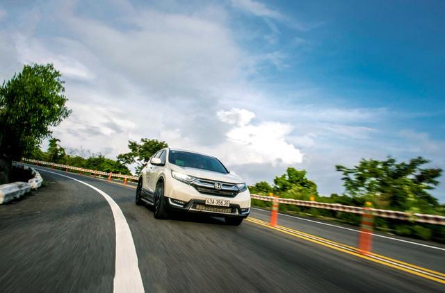 """Honda CR-V: Lái mạnh hơn, đi """"đã"""" hơn - Ảnh 2."""