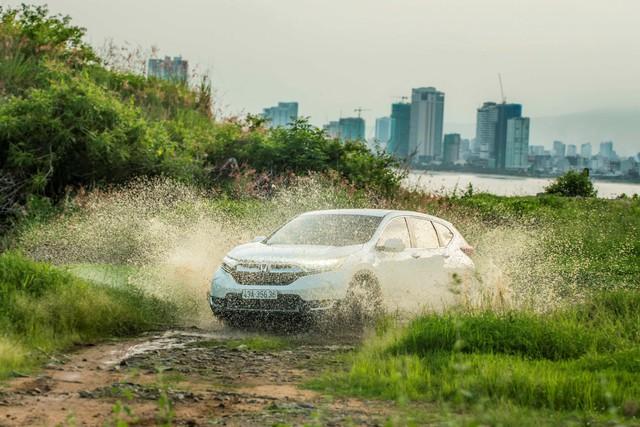 """Honda CR-V: Lái mạnh hơn, đi """"đã"""" hơn - Ảnh 3."""