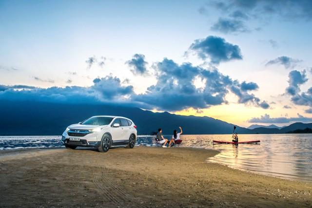 """Honda CR-V: Lái mạnh hơn, đi """"đã"""" hơn - Ảnh 4."""