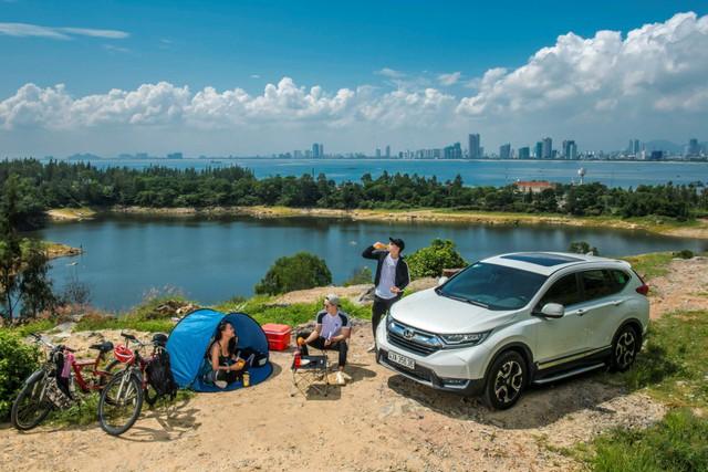 """Honda CR-V: Lái mạnh hơn, đi """"đã"""" hơn - Ảnh 5."""