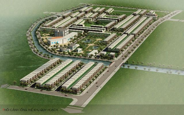 Đất nền trung tâm TP. Sông Công: Điểm hấp dẫn đầu tư cuối năm 2019 - Ảnh 1.