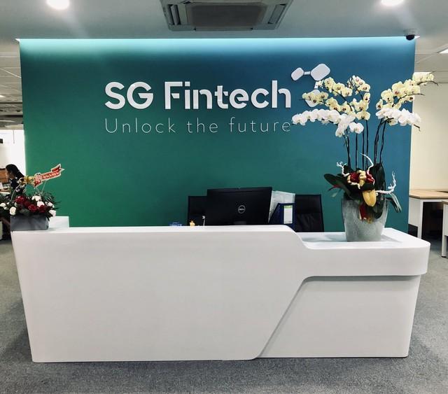 SG Fintech: Mảnh ghép an toàn và hiệu quả cho hệ sinh thái ngân hàng số - Ảnh 1.