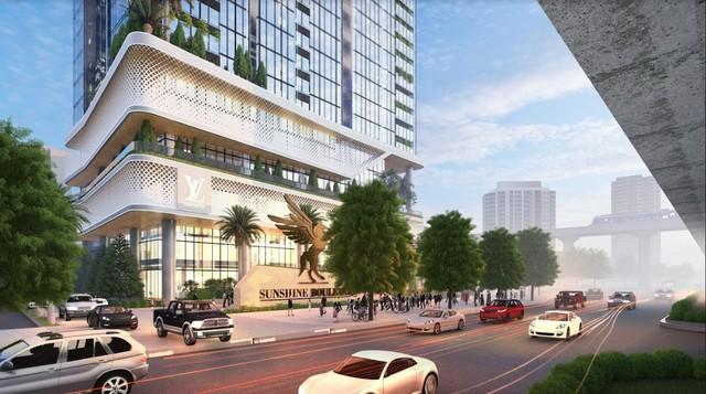 Hà Nội đón thêm một dự án mới của Sunshine Group tại phía Tây - Ảnh 1.