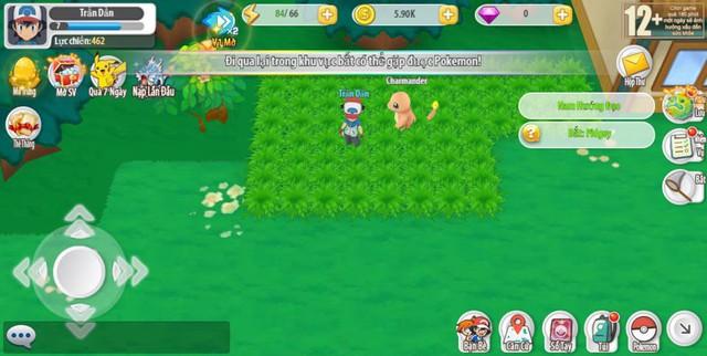 Poke Origin chính thức Alpha Test hôm nay, chơi ngay nhận Pikachu và 14000 kim cương - Ảnh 3.