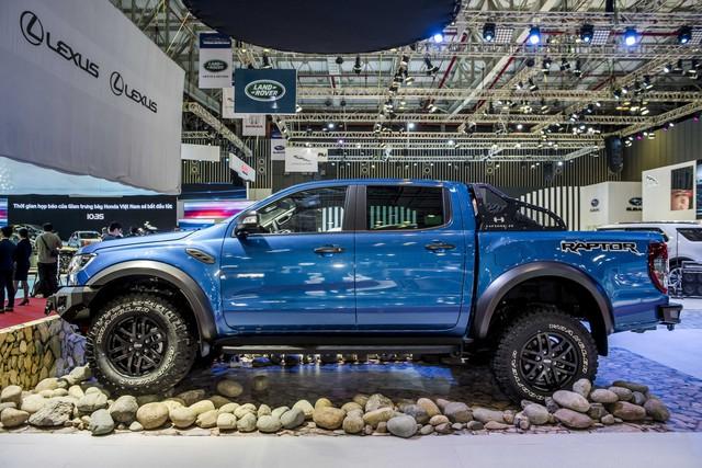 Xe gầm cao của Ford tạo dấu ấn đậm nét tại Triển lãm Ô tô Việt Nam 2019 - Ảnh 2.