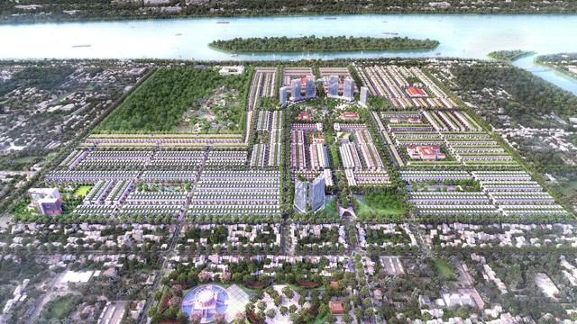 Hải Phát Land chính thức phân phối khu đô thị quy mô lớn trung tâm thành phố Cần Thơ - Stella Mega City - Ảnh 1.