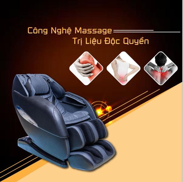 Okusaki tiên phong trong công nghệ ghế massage toàn thân - Ảnh 3.
