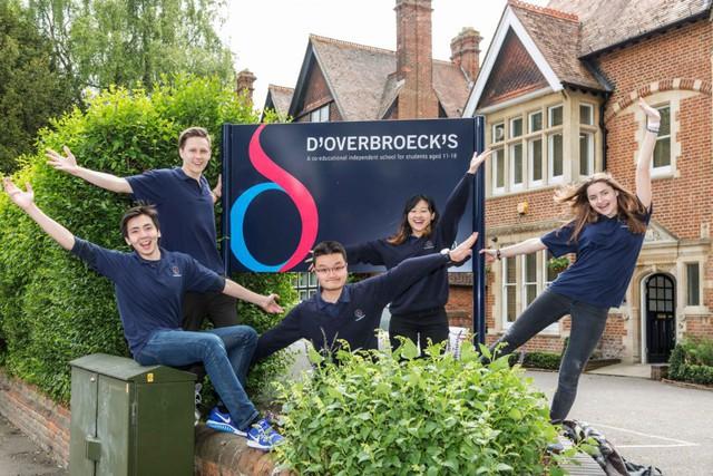Coffee talk with d'overbroeck's Oxford – Trường điểm, top đầu các trường dạy A-Levels tốt nhất tại Anh Quốc - Ảnh 3.