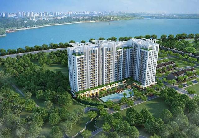 Dự án căn hộ có tiềm năng sinh lợi hấp dẫn trong tương lai - Ảnh 1.
