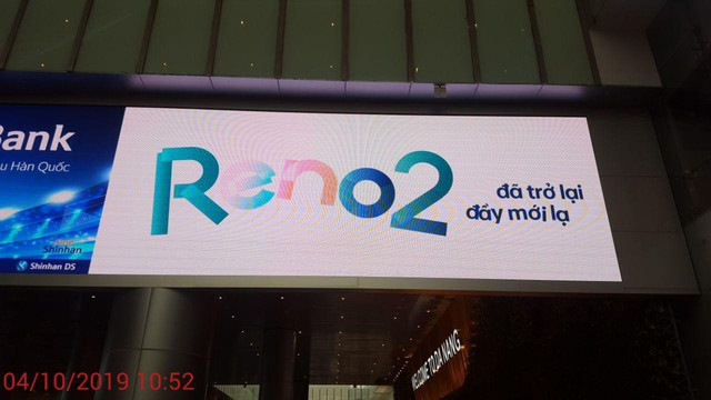 Chỉ trong 3 ngày hình ảnh OPPO Reno2 series phủ sóng khắp Việt Nam - Ảnh 4.
