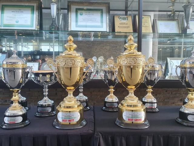 Giải vô địch câu lạc bộ của Montgomerie Links Vietnam kỷ niệm 10 năm hoạt động - Ảnh 1.