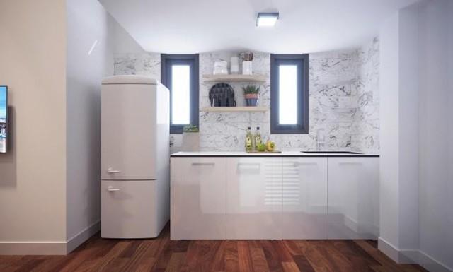 5 kiểu căn hộ mini hiện đại nhìn là thích ngay - Ảnh 3.