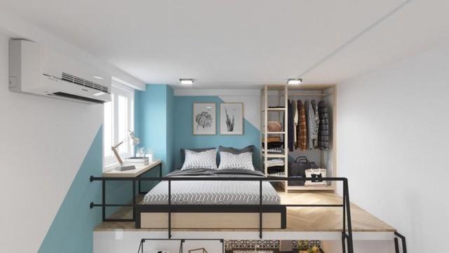 5 kiểu căn hộ mini hiện đại nhìn là thích ngay - Ảnh 5.